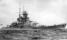 Schlachtschiff Gneisenau