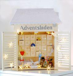 """""""Adventsladen"""" ~ advent shop"""