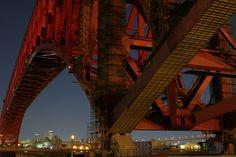 osaka,minato big bridge