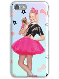 Impact-resistant polycarbonate protective cover for your iPhone. Super-bright colors are embedded directly into the case for longevity. Slim fitting design wraps around, allowing full access to ports. A Cute JoJo Siwa Edit Jojo Siwa Bows, Jojo Bows, Jojo Siwa Birthday, Girl Birthday, Jojo Siwa Outfits, Baby Doll Nursery, Princess Pictures, Style Snaps, Julia