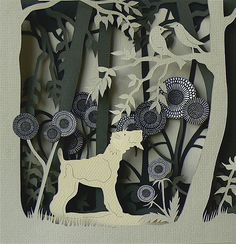 Helen Musselwhite 'Daphne in the Forest'