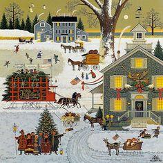 Popular prints - Charles Wysocki