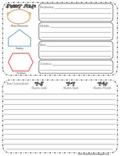FREE Reading Response Flip Book  http://www.teacherspayteachers.com/Product/Reading-Response-Flip-Book-REVISED  More Time 2 Teach