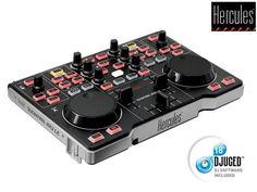 Hercules DJ Midi Controller