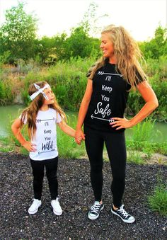 Mommy & Me Outfits