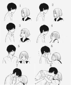 International marriages in anime or manga?
