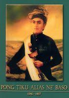 gambar-foto pahlawan nasional indonesia, Pong Tiku-alias Ne Baso