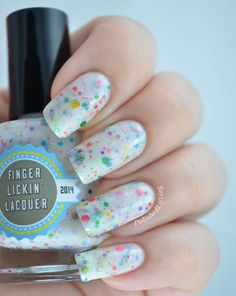 Finger Lickin' Lacquer- Dunkacrelly #naillacquer #nailpolish #indienailpolish #indiepolishlove #indiepolish #indielacquer #nailgasm #ignails #cutenails #buyindie #nailswag #naillove #prettynails #nailblogger #nailblog #beautyblog #nailporn #polishedlifting #polishloversofreddit #longnails #naturalnails #ploruntriedchallenge #FingerLickinLacquer