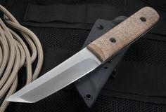 Duane Dwyer Custom Tanto Fixed Blade Knife