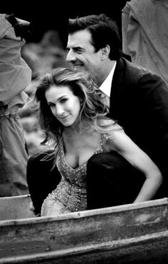 i'll always be obsessed with carrie and mr. big