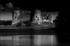 J'espere bien    Carew Castle Pembrokeshire Wales