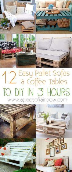 easy-DIY-pallet-sofa-coffee-table-apieceofrainbow (9)