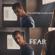 Your last fear is your worst fear.