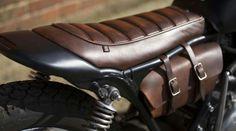 1980 Suzuki GN 400 detail...