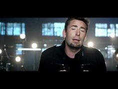 Nickelback - Lullaby.. not a huge Nickelback fan but i do love this song and video :)
