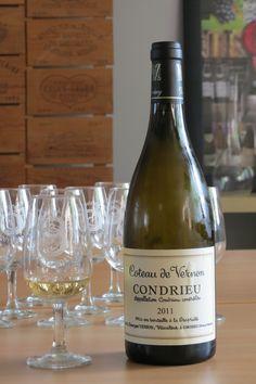 """Domaine Georges Vernay Condrieu """"Coteau de Vernon"""" 2011 - Blanc  http://www.vente-privee-idealwine.com/products.php?ref=221-09 #iDealwine #Condrieu #vin #Rhône"""