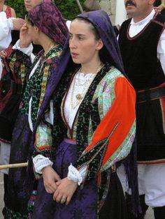 029-Costumi tradizionali dei comuni della Sardegna
