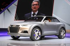 Audi's Q Family Will Grow to Include Entry-Level Q2 and Range-Topping Q8 SUVs