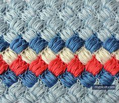 MyPicot | Free crochet patterns༺✿ƬⱤღ  http://www.pinterest.com/teretegui/✿༻