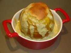 Bratapfel-Zeit mit Vanillesauce