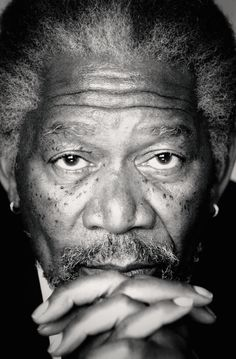 """Morgan Freeman 