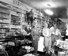 General store in Tennessee circa Click photo to view full-size. Old General Stores, Old Country Stores, Country Life, Country Living, Pompe A Essence, Dust Bowl, Old Farm Houses, Vintage Country, The Good Old Days