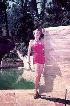 Vintage Glamour Girls: Ann Baxter