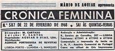 cronica feminina