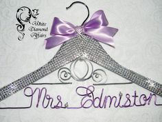 Cinderella Bling Fairytale Coach Wedding by WhiteDiamondAffairs, $46.95