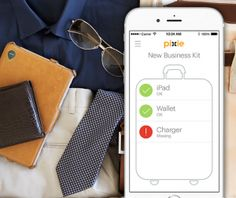 Pixie wants to help you keep track of exactly where your stuff is. It lets you tag your valuables, turn them into a connected network and helps you find them through an app with an augmented reality interface.| SiiconeAngle.com