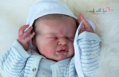 Made to Order Exquisite Realistic Newborn Baby Boy or Girl