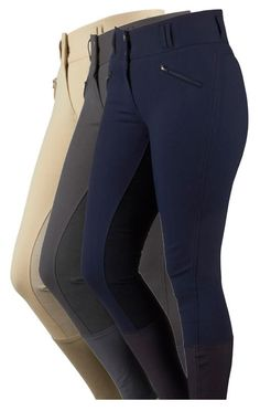 Dublin Supa Embrace Performance Full Seat Ladies Breeches