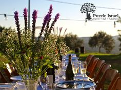 Puzzle Israel Catering | For your next special event! #israel #culinary #cuisine #catering #wedding #barmitzvah #puzzleisrael