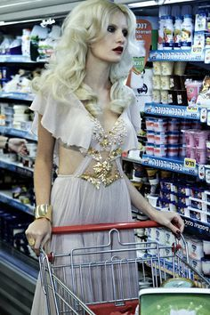 Image result for grocery store photoshoot