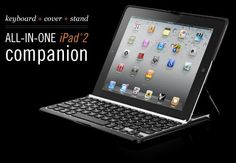 Love this thing! Turns my iPad into a mini laptop with a cover for it too.
