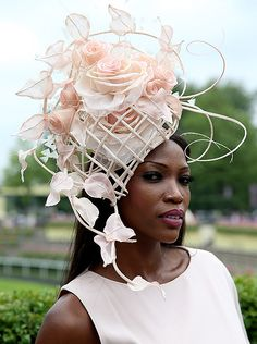 Royal Ascot 2014. To see the source оf this item click on the picture. Please also visit my Etsy shop LarisaBоutique: https://www.etsy.com/shop/LarisaBoutique Thanks!                                                                                                                                                      More