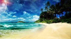 alien beach - Google Search