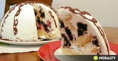 Torte Cake, Cakes And More, Oreo, Food And Drink, Pudding, Ice Cream, Sweets, Homemade, Meals