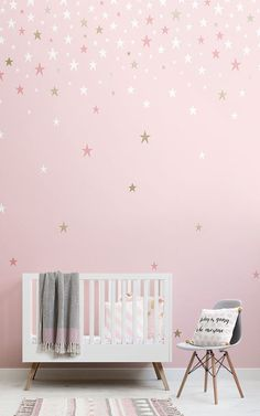 Create A Kids Bedroom Decor Inspired By The Magical Mystery Of Unicorns With Unicorn Wallpapers