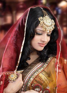 Maang tikka | WedMeGood #wedmegood #gold #maangtikka