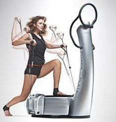 Power Plate Vibration Exercise