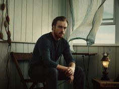 Toby Stephens | Photo by Bjorn Looss