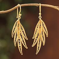 Jewelry - Earrings - Filigree
