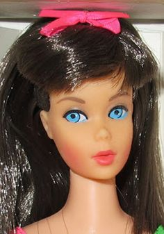 Standard Brunette Barbie