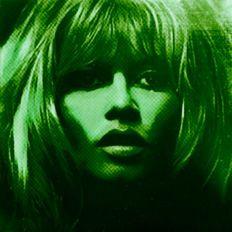 Felix von Altersheim - Brigitte Bardot - Silver BRUSHED - Deep  Green