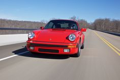 Long Haul Porsche - March 2016