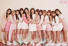 Photo album containing 44 pictures of IZ*ONE Kpop Girl Groups, Korean Girl Groups, Kpop Girls, Girl Day, My Girl, Fandom, Japanese Girl Group, Japan Photo, Kim Min