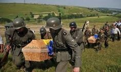 D'après nos médias, il n'y a pas de fascistes en Ukraine.