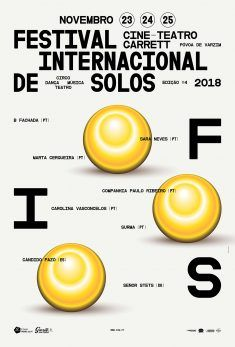 Visual Identity design for the 2018 FIS Festival Internacional de Solos. Identity Design, Visual Identity, Event Poster Design, Event Posters, Principles Of Design, Cultural Events, Contemporary Dance, Jobs Apps, Paper Design