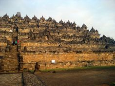 Borobudur, Indonesia - Buddhist temple